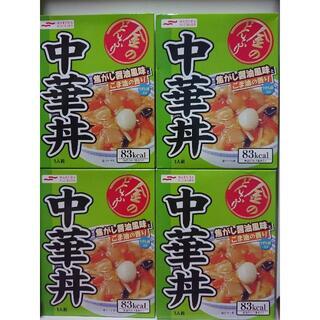 マルハ 金のどんぶり 中華丼 160g×4個