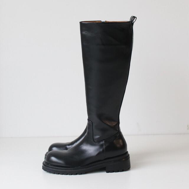 TODAYFUL(トゥデイフル)の【CANAL JEAN】限定お値下げ❤︎キャナルジーンロングブーツ レディースの靴/シューズ(ブーツ)の商品写真