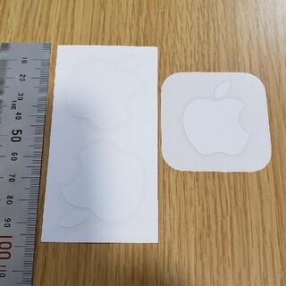 アップル(Apple)のAppleマークステッカー3枚(その他)
