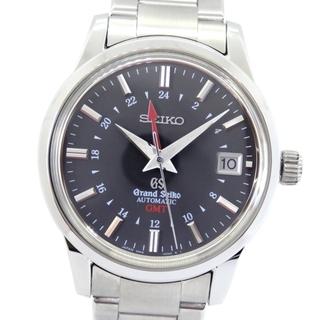 セイコー(SEIKO)のセイコー グランドセイコー メカニカル GMT 9S66-00E0(腕時計(アナログ))