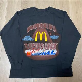 CACTUS - CACTUS JACK Travis Scott X  McDonald's M