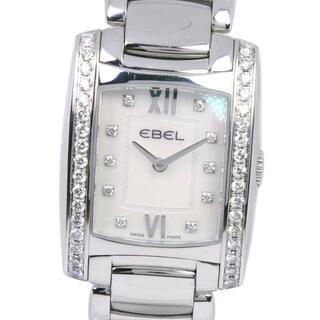 エベル(EBEL)のエベル ブラジリア   1215607  ステンレススチール ダイ(腕時計)