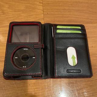 Apple - iPod 60GB MA147J +ケース