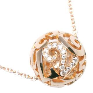 フランクミュラー(FRANCK MULLER)のフランクミュラー クリスマン     K18ピンクゴールド ダイヤ(ネックレス)