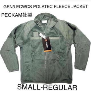 米軍 実物 US.ARMY GEN3 ECWCS FLEECE JACKET