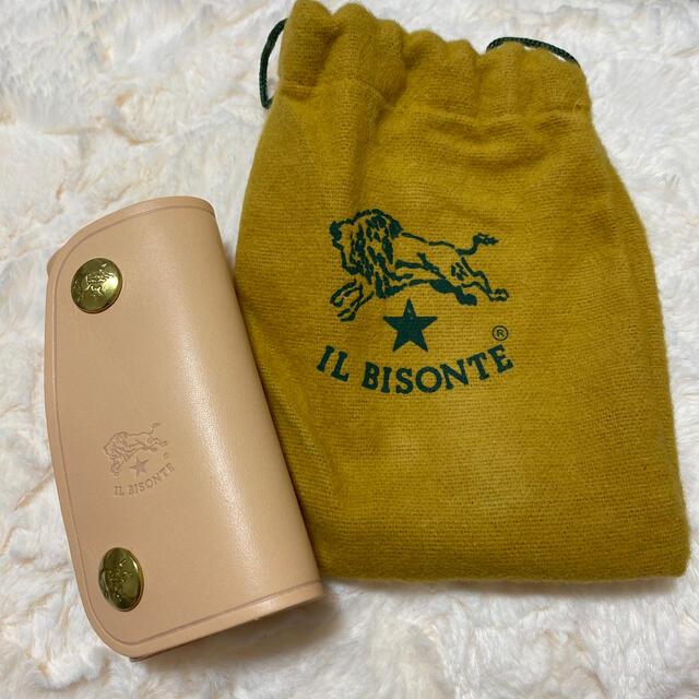 IL BISONTE(イルビゾンテ)の【新品未使用】IL BISONTE イルビゾンテ レディースのファッション小物(キーケース)の商品写真