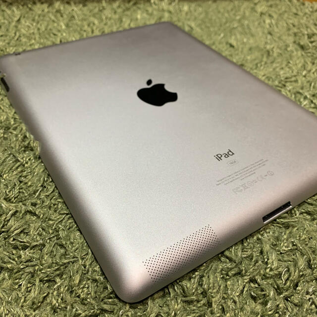 iPad(アイパッド)の【Aランク】iPad2 16GB  WiFiモデル アイパッド 第2世代 スマホ/家電/カメラのPC/タブレット(タブレット)の商品写真