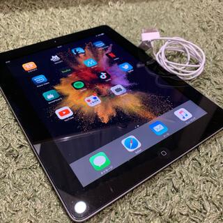 iPad - iPad2 16GB  WiFiモデル アイパッド 第2世代 + 純正ケーブル