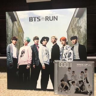 防弾少年団(BTS) - RUN 限定盤 CD