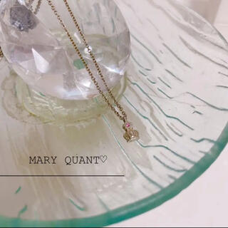 マリークワント(MARY QUANT)の【送料込み】マリクワ ネックレス(ネックレス)