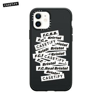 エフシーアールビー(F.C.R.B.)のF.C.Real Bristol CASETiFY BLACK 12/12Pro(iPhoneケース)