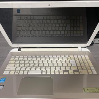 東芝 - 東芝 TOSHIBA dynabook T75 i7 ジャンクノートパソコン