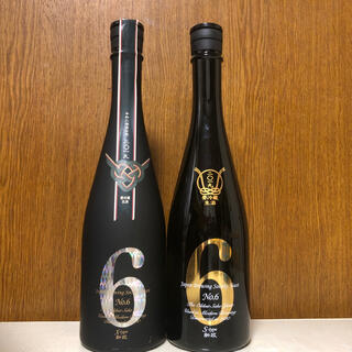 新政 No.6 XとSセット(日本酒)