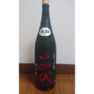 十四代 純米吟醸   酒未来1800 2020.10最新正規店購入(日本酒)