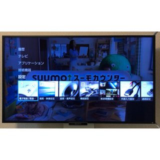BRAVIA - 【美品】SONY 46V型 KDL-46W900A テレビ BRAVIA