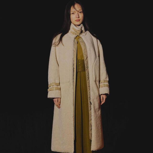 Ameri VINTAGE(アメリヴィンテージ)のロングコート レディースのジャケット/アウター(ロングコート)の商品写真