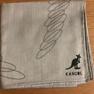 紳士 カンゴール ハンカチ(ハンカチ/ポケットチーフ)