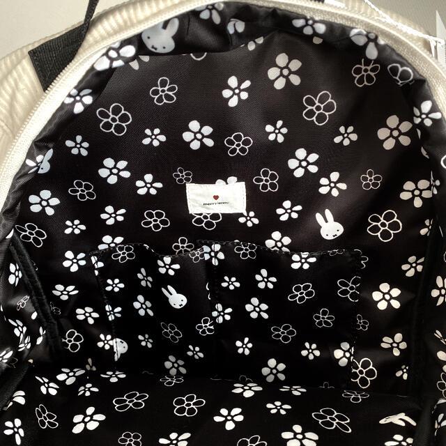 merry jenny(メリージェニー)のメリージェニー miffy リュック 大人 ホワイト レディース レディースのバッグ(リュック/バックパック)の商品写真
