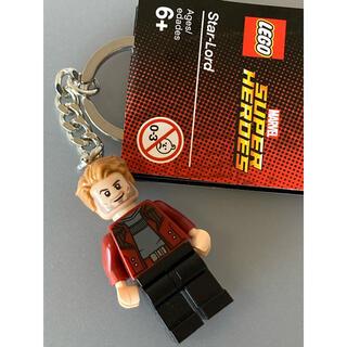 レゴ(Lego)のLEGO アメコミ マーベル スター ロード キーホルダー キーリング (アメコミ)