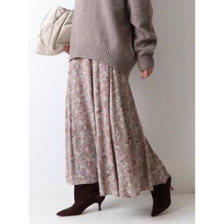 FRAMeWORK - 【新品】✨FRAMeWORK✨切り替えセミフレアスカート