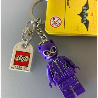 レゴ(Lego)のLEGO バットマン キャットウーマン キーホルダー キーリング アメコミ(アメコミ)