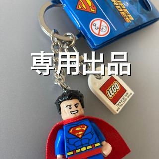 レゴ(Lego)のLEGO アメコミ スーパーヒーローズ スーパーマン キーホルダー キーリング (アメコミ)