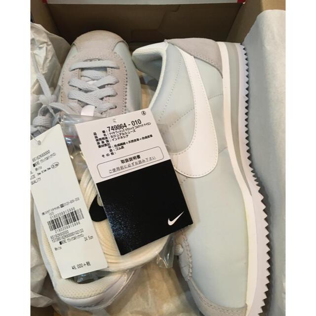 NIKE(ナイキ)のClassic Cortez Nylon shoes レディースの靴/シューズ(スニーカー)の商品写真