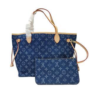 Vivienne Westwood - 綺麗で、デニム☆トートバッグ、買い物バッグ、トートバッグ、ショルダーバッグ