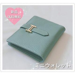 ミニ財布 レディース 二つ折り ウォレット 新品 持ち運び便利 韓国