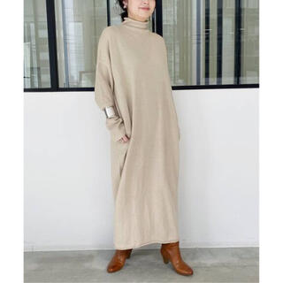 L'Appartement DEUXIEME CLASSE - LAUREN MANOOGIAN OVERSIZE ROLLNECK DRESS