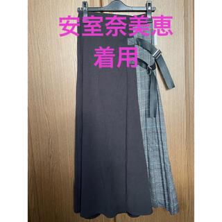 シマムラ(しまむら)の新品未使用タグ付き(ロングスカート)