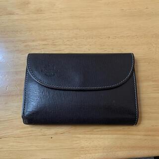 ホワイトハウスコックス(WHITEHOUSE COX)のホワイトハウスコックス 3つ折り財布 ホリデーライン リージェントレザー(折り財布)