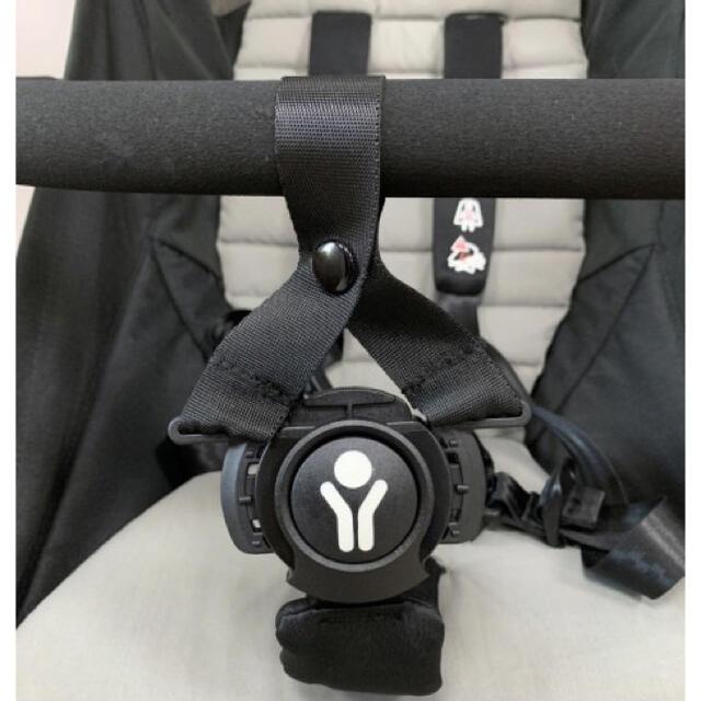 BABYZEN(ベビーゼン)のベビーゼンbabyzenヨーヨフロントバー安全バーEVA素材yoyo+おまけあり キッズ/ベビー/マタニティの外出/移動用品(ベビーカー/バギー)の商品写真