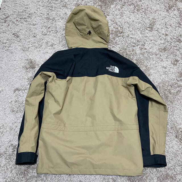 THE NORTH FACE(ザノースフェイス)のTHE NORTH FACE マウンテンライトジャケット ケルプタン Mサイズ メンズのジャケット/アウター(マウンテンパーカー)の商品写真