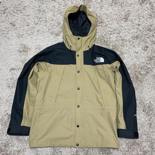 THE NORTH FACE - THE NORTH FACE マウンテンライトジャケット ケルプタン Mサイズ