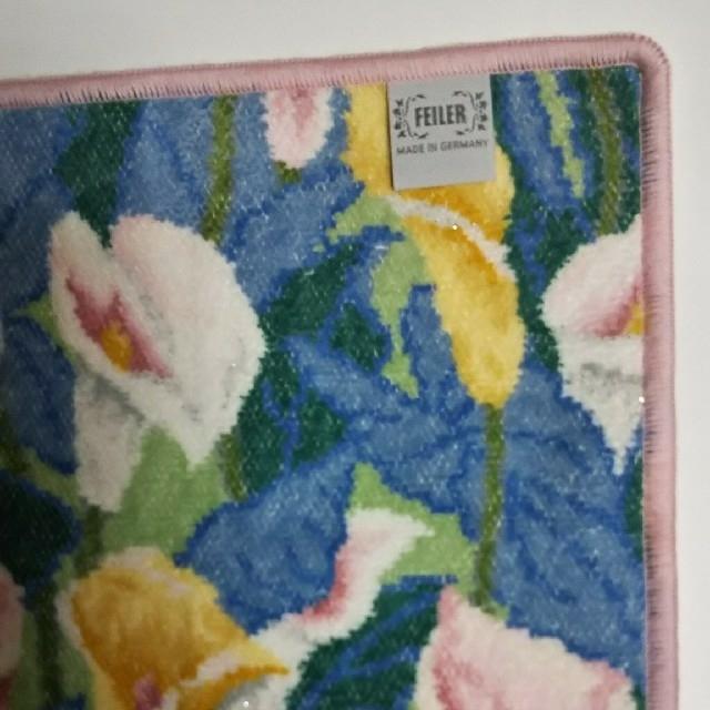 FEILER(フェイラー)のフェイラーのハンカチ【新作】 レディースのファッション小物(ハンカチ)の商品写真
