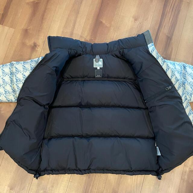 mina perhonen(ミナペルホネン)のミナペルホネン ノースフェイス ダウン アウター ヌプシ レディースのジャケット/アウター(ダウンジャケット)の商品写真