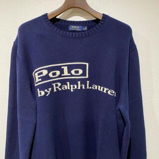 POLO RALPH LAUREN - 新品タグ付き ポロラルフローレン 旧タグ ニットセーター