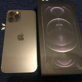 iPhone - iPhone12pro 128G グラファイト