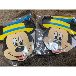 ディズニー(Disney)の新品未使用バケーションパッケージパスケース(ノベルティグッズ)