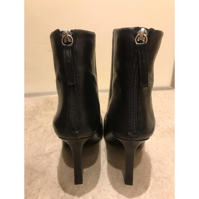 ZARA(ザラ)のZARA スクエアトゥ ショートブーツ 39 レディースの靴/シューズ(ブーツ)の商品写真