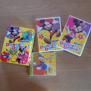 DWE  Disney Dance! Dance! ダンス ダンス ダンス(キッズ/ファミリー)