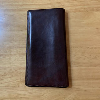 ホワイトハウスコックス(WHITEHOUSE COX)のホワイトハウスコックス アンティークブライドルレザー  長財布(長財布)