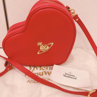 Vivienne Westwood - ヴィヴィアン・ウエストウッド ハートショルダーバッグ
