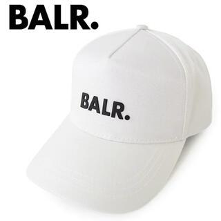 BALR. ボーラー Classic Oxford Cap ホワイト(キャップ)
