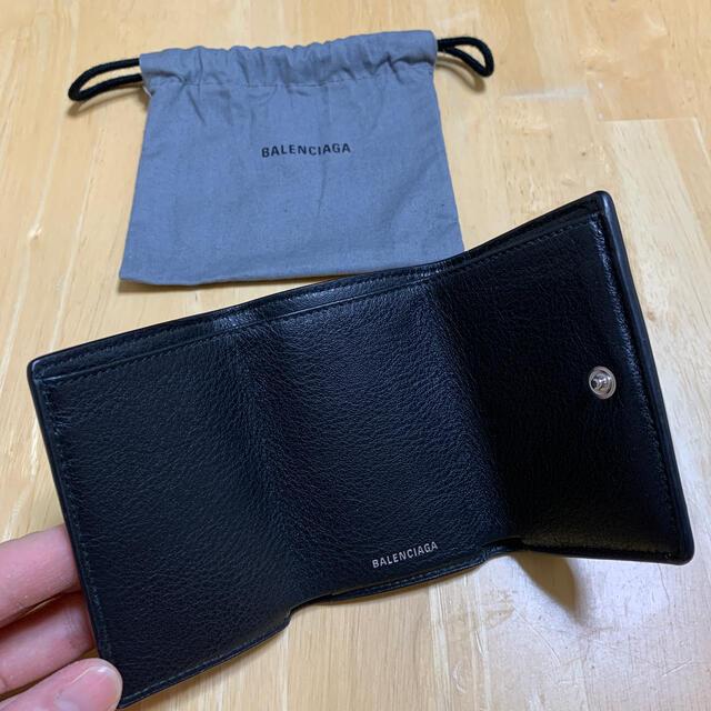 Balenciaga(バレンシアガ)のバレンシアガ  ペーパーミニウォレット レディースのファッション小物(財布)の商品写真