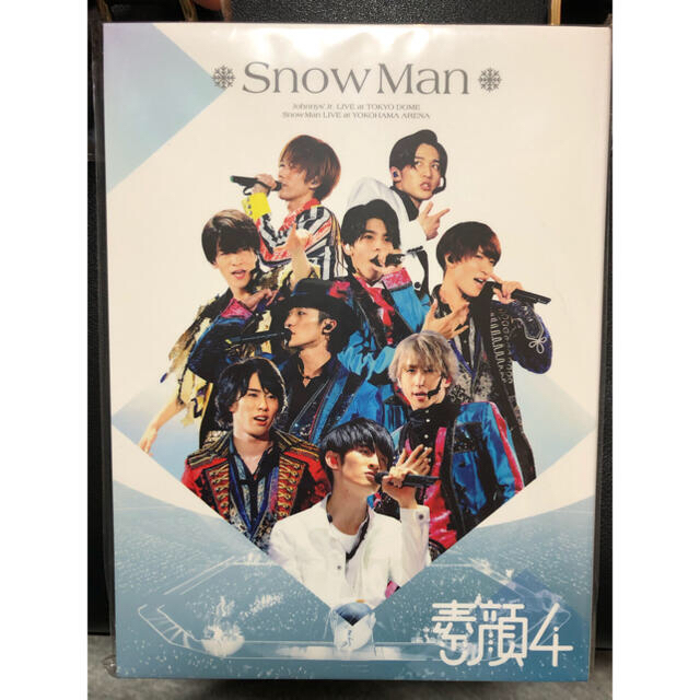 Johnny's(ジャニーズ)の素顔4 Snow Man盤 DVD エンタメ/ホビーのタレントグッズ(アイドルグッズ)の商品写真