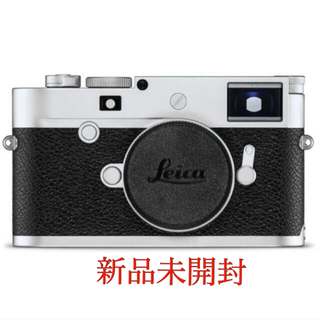 LEICA - Leica M10-P 新品 シルバー ライカ