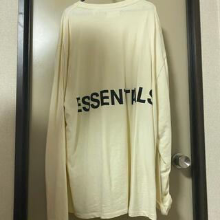 エッセンシャル(Essential)のEssentials Fog Fear Of God ロンT(Tシャツ/カットソー(七分/長袖))