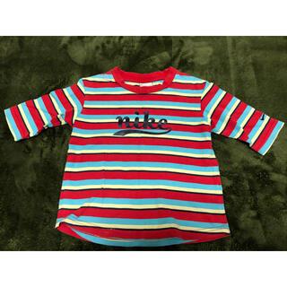 ナイキ(NIKE)のnike 5分袖 100cm(Tシャツ/カットソー)